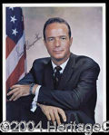 Autographs, Scott Carpenter Signed 8 x 10 Photograph