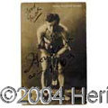 Autographs, Harry Houdini Rare Signed Photograph