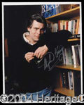 Autographs, Stephen King Signed 8 x 10 Photo