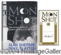Autographs, Alan Shepard Signed First Ed. Book
