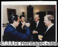 Autographs, Gerald R. Ford Nice Signed 8 x 10 Photo