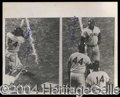 Autographs, Willie Mays Signed 501st Home Run Photo