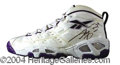 Autographs, Shaquille O' Neal Signed Game Model Shoe