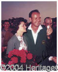 Autographs, Arnold Palmer Signed 8 x 10 Color Photo