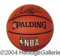 Autographs, Scottie Pippen Signed NBA Basketball UDA
