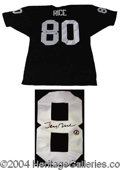 Autographs, Jerry Rice Signed Raiders Jersey