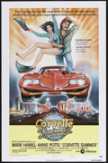 "Movie Posters:Adventure, Corvette Summer (MGM, 1978). One Sheet (27"" X 41"") Style A. Comedy.Starring Mark Hamill, Annie Potts, Eugene Roche and Kim ..."