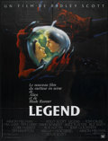 "Movie Posters:Fantasy, Legend (20th Century Fox, 1986). French Grande (47"" X 63"").Fantasy...."