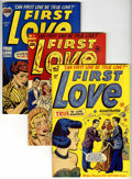 Golden Age (1938-1955):Romance, First Love Illustrated File Copy Group (Harvey, 1949) Condition:Average VF/NM.... (Total: 5 Comic Books)