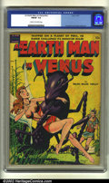 Golden Age (1938-1955):Science Fiction, An Earth Man on Venus #nn (Avon, 1951) CGC FN/VF 7.0 Cream tooff-white pages. Fantastic Fawcette cover, and Wally Wood inte...