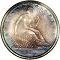 Proof Seated Half Dollars, 1842 50C PR66 NGC....
