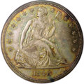 Proof Seated Dollars, 1846 $1 PR66 NGC....