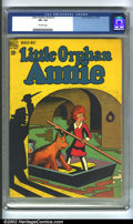 Golden Age (1938-1955):Miscellaneous, Little Orphan Annie #1 (Dell, 1948) CGC VF+ 8.5 Off-white pages. Overstreet 2002 VF 8.0 value = $98....