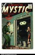 Golden Age (1938-1955):Science Fiction, Mystic #61 (Atlas, 1957 ) Condition: GD+. Last issue. Overstreet2002 GD 2.0 value = $20....