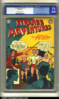 Golden Age (1938-1955):Science Fiction, Strange Adventures #15 (DC, 1951) CGC NM 9.4 Off-white to whitepages. Anderson, Infantino and Kane art. Overstreet 2002 NM ...