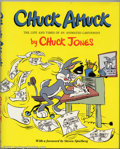 "Original Comic Art:Miscellaneous, Chuck Amuck by Chuck Jones - Signed (Farrar Straus Giroux, 1989).""The Life and Times of an Animated Cartoonist,"" this is a ..."