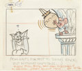 "Animation Art:Production Drawing, Tom and Jerry ""It's Greek To Me-Ow"" Storyboard Drawing Original Art(1961)...."