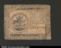 Colonial Notes:Continental Congress Issues, May 20, 1777, $5, Continental Congress Issue, CC-66, VF-XF. A ...