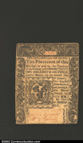 Colonial Notes:Connecticut, January 2, 1775, 2s/6d, Connecticut, CT-174, XF-AU. This is ...