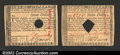 Colonial Notes:Massachusetts, May 5, 1780, $7, Massachusetts, MA-283, Choice CU. Two notes ...