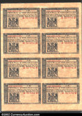 Colonial Notes:New Jersey, March 25, 1776, 1s, New Jersey, NJ-175, Gem CU. This is a lot ...