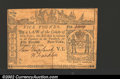 Colonial Notes:New York, February 16, 1771, 5L, New York, NY-166, VF. A boldly printed ...