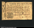 Colonial Notes:North Carolina, December, 1771, 3L, North Carolina, NC-142, XF-AU. Magna ...
