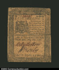 Colonial Notes:Pennsylvania, April 25, 1776, 1s, Pennsylvania, PA-201, XF. A nice ...