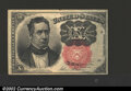Fractional Currency:Fifth Issue, Fifth Issue 10c, Fr-1266, XF. An attractive note with a ...