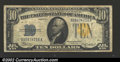 Small Size:World War II Emergency Notes, 1934-A $10 North Africa Silver Certificate, Fr-2309, Fine....