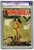 Modern Age (1980-Present):Horror, Vampirella #88 (Warren, 1980) CGC Apparent NM+ 9.6 Slight (A) Whitepages. Features the 1979 Warren Creator Awards. Enrich T...