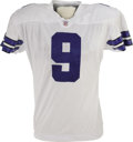 Football Collectibles:Uniforms, 2006 Tony Romo Game Worn Uniform. After being handed the reins to the Dallas Cowboys offense following unsatisfactory perfo...