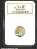 Bust Dimes: , 1814 10C Large Date MS64 NGC. JR-3, R.2. This variety is ...