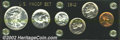 Proof Sets: , 1942 Proof Set. An Uncertified set that is housed in a ...