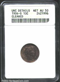 Barber Dimes: , 1904-S 10C--Cleaned--ANACS. Unc Details, Net AU50. The ...