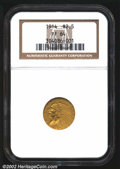 Proof Indian Quarter Eagles: , 1914 $2 1/2 PR64 NGC. After the final-year 1915, the 1914 ...