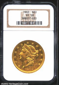 Proof Liberty Double Eagles: , 1902 $20 PR58 NGC. In his 1977 proof Encyclopedia, Walter ...