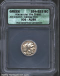 Ancients:Greek, Kingdom of Macedon. Alexander III, the Great, 336-323 B.C. ...
