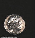 Ancients:Greek, Ptolemaic Egypt. Ptolemy I, 323-285 B.C. AR tetradrachm. ...