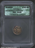 Ancients:Roman, M. Nonius Sufenas, moneyer. 59 B.C. AR denarius. Head ...