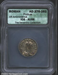 Ancients:Roman, Probus, A.D. 276-282. Three antoniniani: Felicitas ...