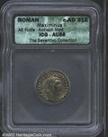 Ancients:Roman, Maximinus II, A.D. 309-313. AE follis minted at Antioch, A....