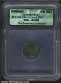 Ancients:Roman, Constantine I, the Great, A.D. 307-337. Two AEs, one an AE ...