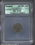 Ancients:Roman, Constantine I, the Great, A.D. 307-337. AE 3 minted at ...