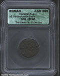 Ancients:Roman, Constantius II, A.D. 337-361. AE centenionalis minted at ...