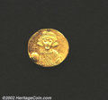 Ancients:Byzantine, Justinian II, A.D. 685-695 (first reign). AV solidus ...