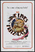 "Movie Posters:Animated, The Nine Lives of Fritz the Cat (American International, 1974). OneSheet (27"" X 41""). Animated. Starring the voices of Skip..."
