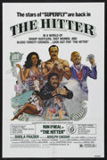 "Movie Posters:Blaxploitation, The Hitter (Peppercorn-Wormser, 1979). One Sheet (27"" X 41"").Blaxploitation. Starring Ron O'Neal, Sheila Frazier, Adolph Ca..."