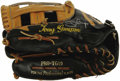 Baseball Collectibles:Others, Circa 2001 Tony Gwynn Game Worn Fielder's Glove. Though thelifelong San Diego Padre paved the road to Cooperstown with his...