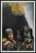 "Movie Posters:Adventure, Aguirre, The Wrath of God (New Yorker Films, 1977). One Sheet (27""X 41""). Adventure. Starring Klaus Kinski, Helena Rojo, De..."
